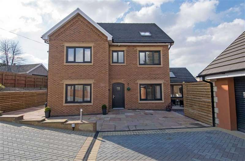 5 Bedrooms Detached House for sale in Tawe Road, Llansamlet, Swansea
