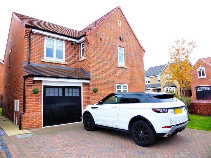4 Bedrooms Detached House for sale in Cambridge Mews, Wath-upon-Dearne, Rotherham, S63 7FH