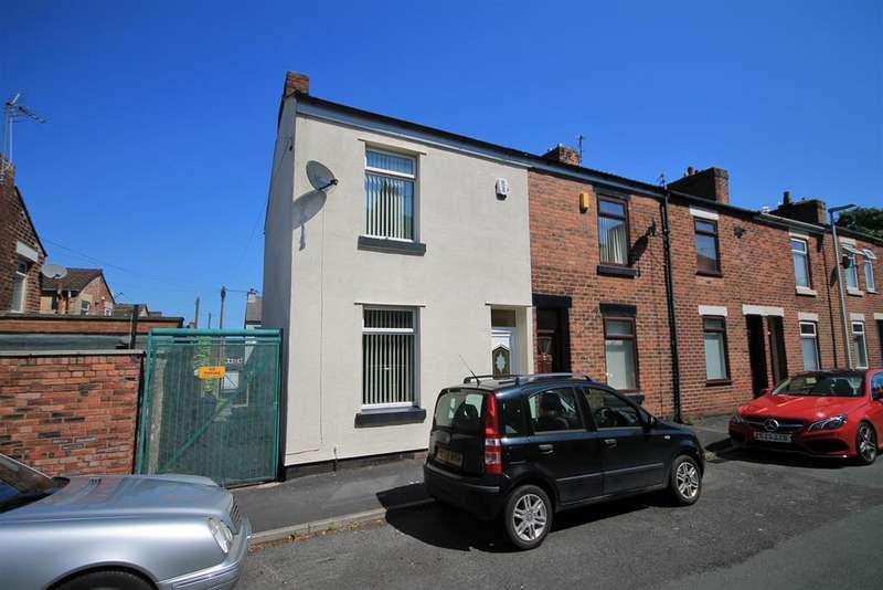 3 Bedrooms Terraced House for sale in Parker Street, Runcorn, WA7 1RG