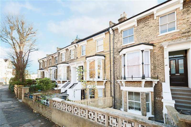 4 Bedrooms Terraced House for rent in Shacklewell Road, London, N16