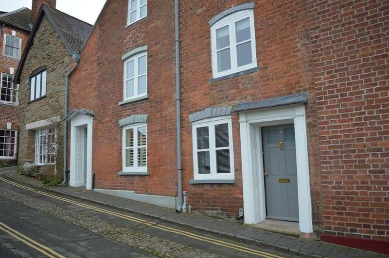 1 Bedroom House for rent in Upper Linney, Ludlow