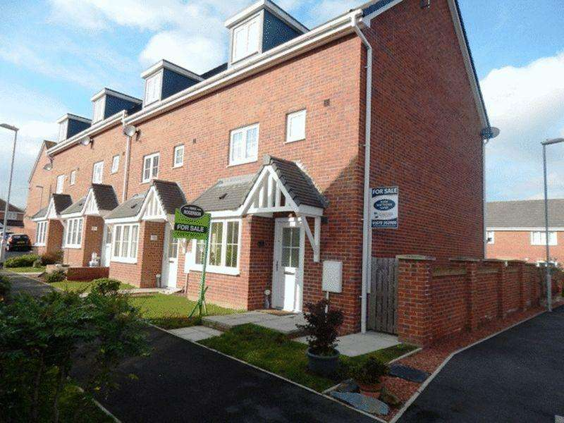 4 Bedrooms Town House for sale in Town House : Horton Park, Blyth Northumberland
