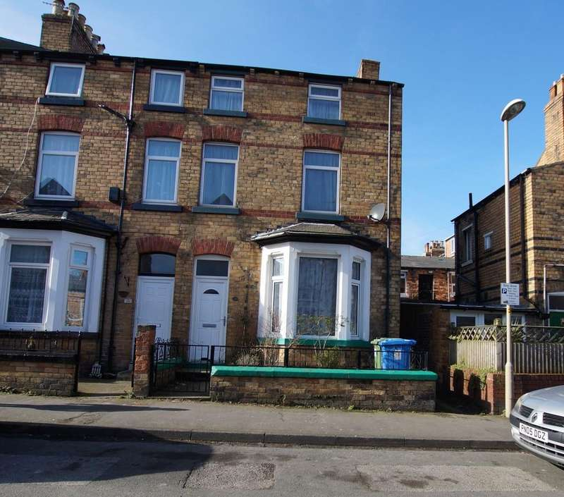 5 Bedrooms Semi Detached House for sale in Raleigh Street, Scarborough