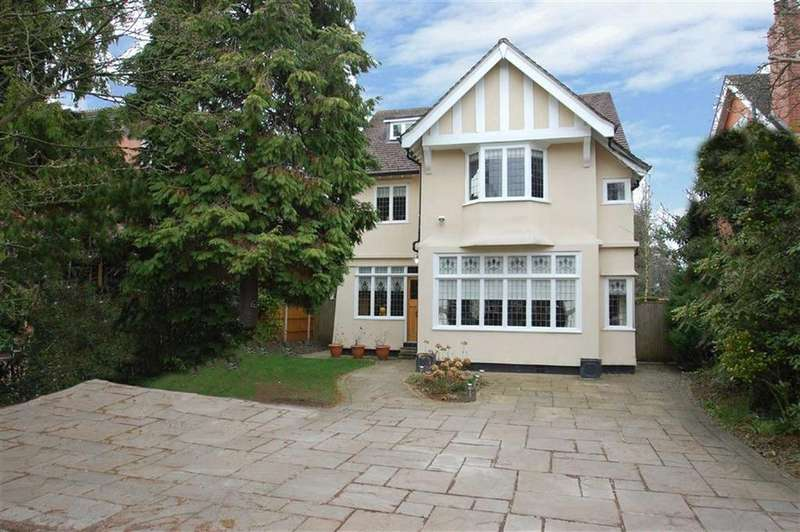 6 Bedrooms Detached House for sale in Bramhall Lane South, Bramhall, Cheshire