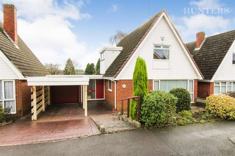 3 Bedrooms Detached House for sale in Hillside Avenue, Endon, Stoke-on-Trent, ST9 9HH