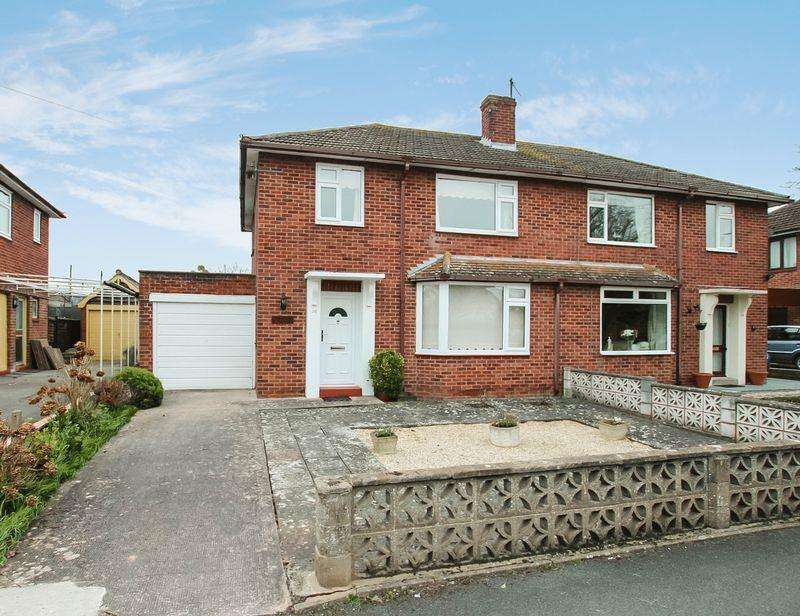 3 Bedrooms Semi Detached House for sale in Golden Post, Hereford
