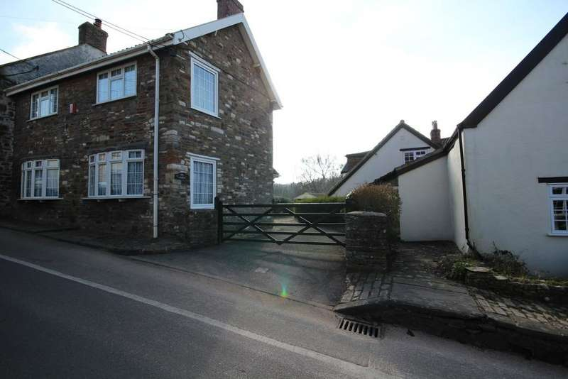 2 Bedrooms Semi Detached House for sale in High Street, Pensford