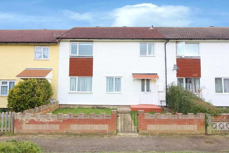 4 Bedrooms Terraced House for sale in Frittenden Close, Ashford, Kent, TN23 5SX