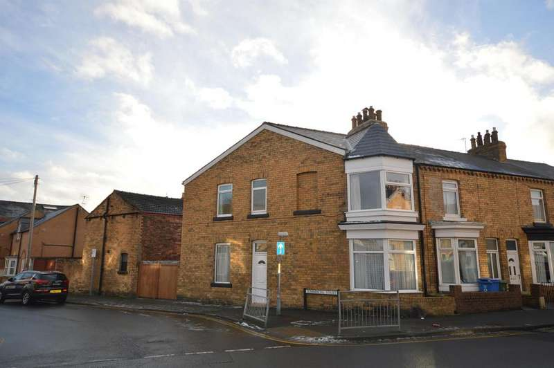 3 Bedrooms End Of Terrace House for sale in Commercial St , Scarborough, North Yorkshire, YO12 5EW