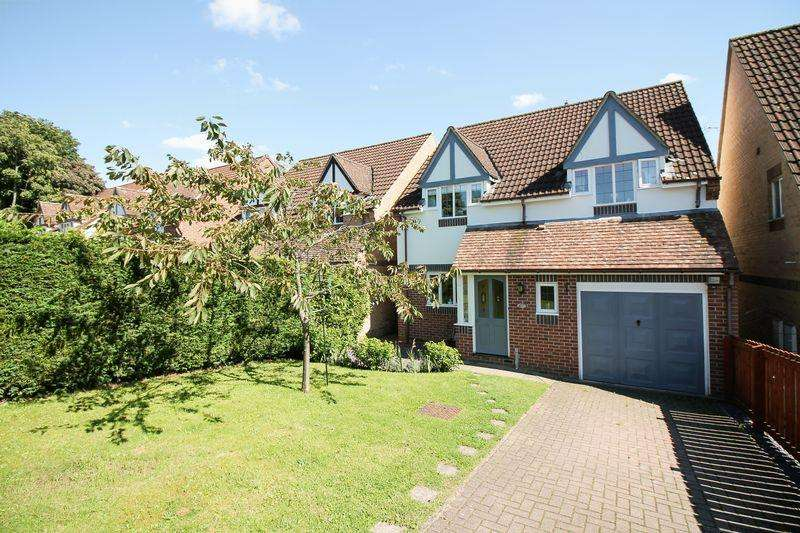 4 Bedrooms Detached House for rent in Aismunderby Close, Ripon