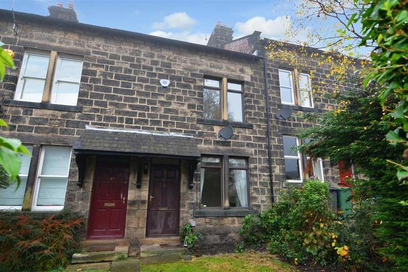 3 Bedrooms Terraced House for rent in Rose Terrace, Horsforth