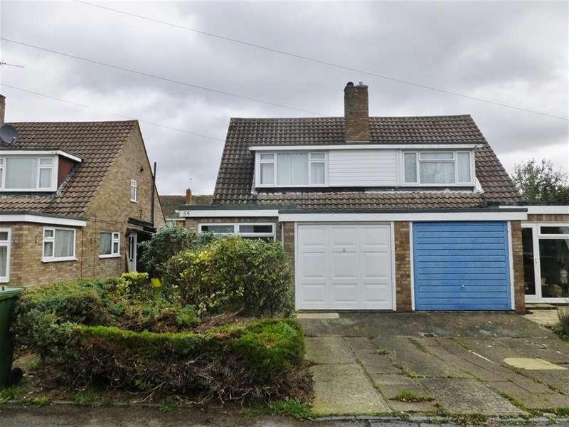 3 Bedrooms Semi Detached House for sale in Larkspur Way, Epsom, Surrey, KT19 9LS