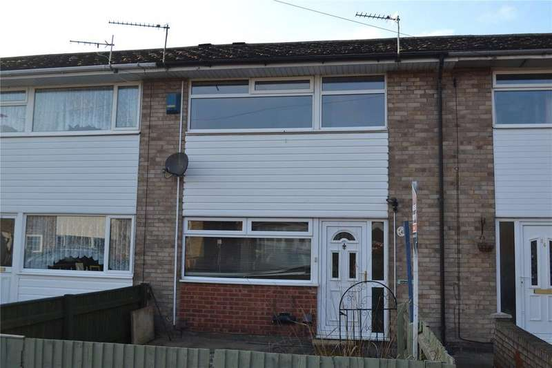 3 Bedrooms End Of Terrace House for sale in Salamander Close, Grimsby, North East Lincolnshire, DN31