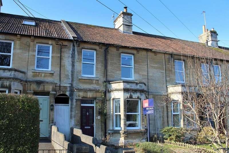 2 Bedrooms Terraced House for sale in Trowbridge Road, Bradford On Avon