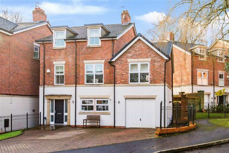 5 Bedrooms Detached House for sale in The Coppice, Worsley, Manchester, M28 2NS