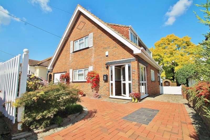 4 Bedrooms Chalet House for sale in Burdett Avenue, Gravesend, DA12 3HP
