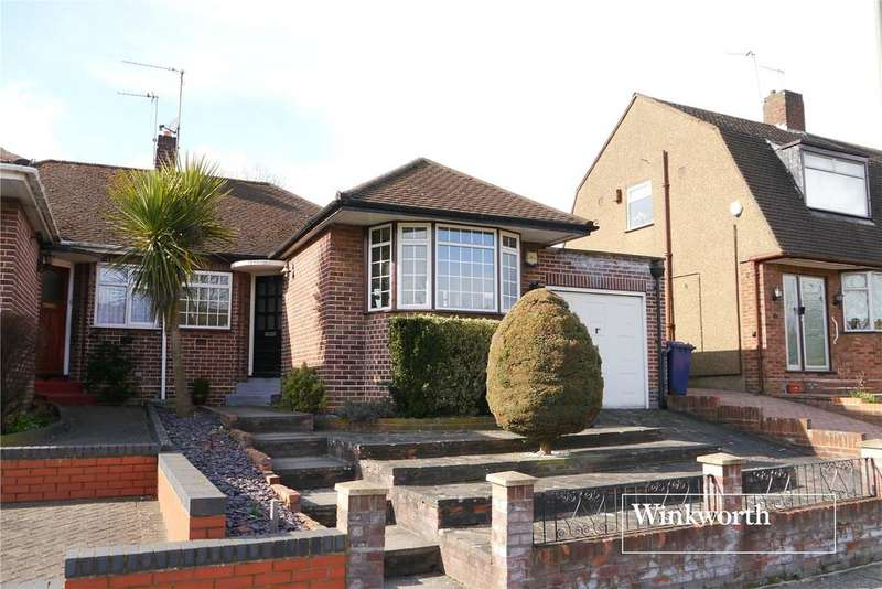 3 Bedrooms Semi Detached Bungalow for sale in Baring Road, New Barnet, Herts, EN4