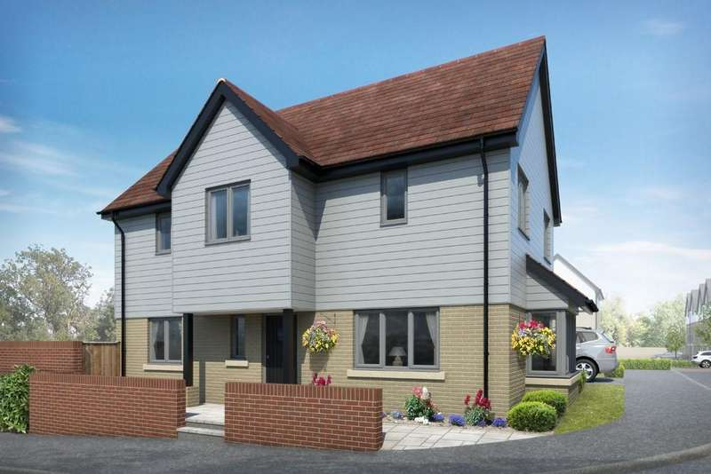 3 Bedrooms Detached House for sale in NAUTILUS, PORTSMOUTH PO6 - NEW HOME