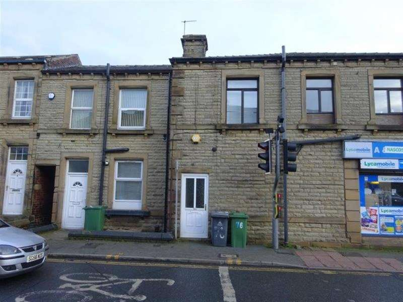 2 Bedrooms Terraced House for sale in Staincliffe Hall Road, Batley, WF17 7QX
