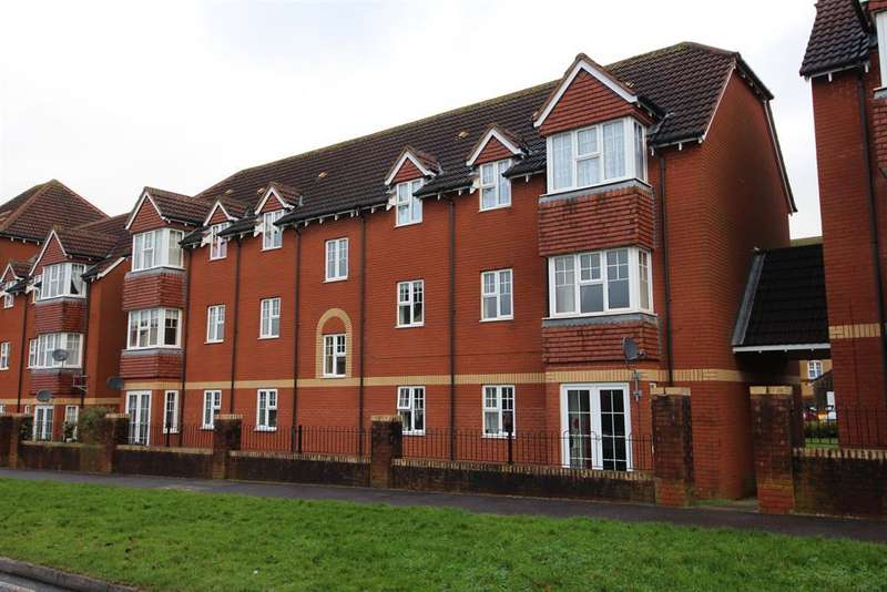 2 Bedrooms Flat for sale in Arthurs Close, Emersons Green, Bristol, BS16 7JB