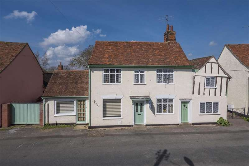 4 Bedrooms Detached House for sale in George Street, Hadleigh, IP7 5BD