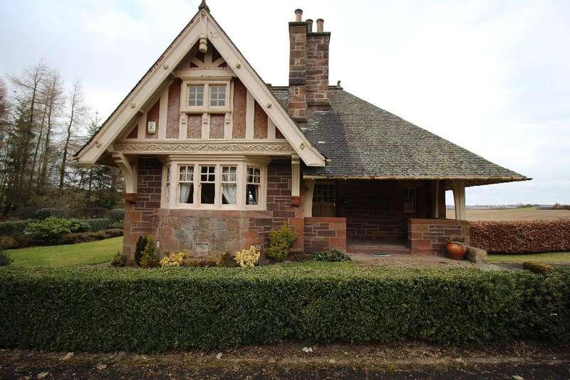 2 Bedrooms Cottage House for rent in Auchterarder House, Auchterarder, Perth and Kinross, PH3 1DZ