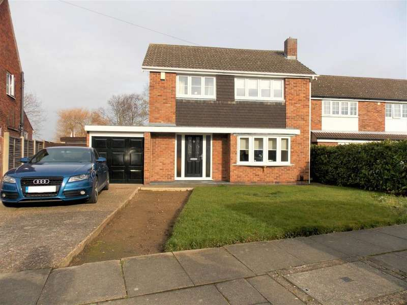3 Bedrooms Detached House for sale in Ashby Road, Cleethorpes, DN35 9PF