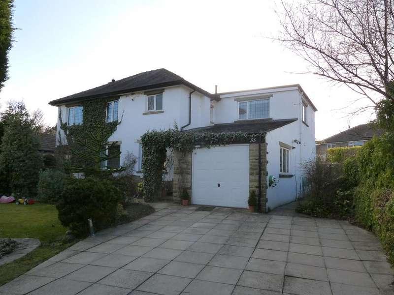 4 Bedrooms Detached House for sale in Harden Lane, Wilsden, Bradford, BD15 0EZ