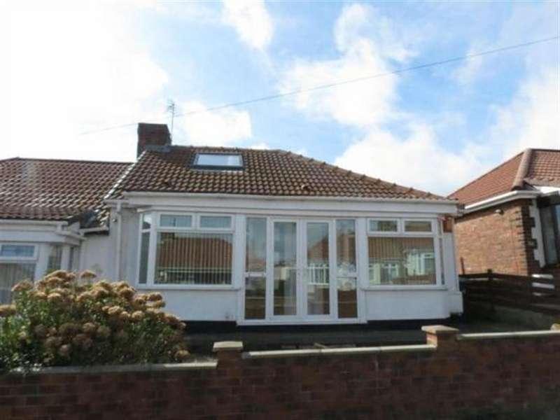 2 Bedrooms Semi Detached House for sale in Rosedale Terrace, Horden, County Durham, SR8 4RG