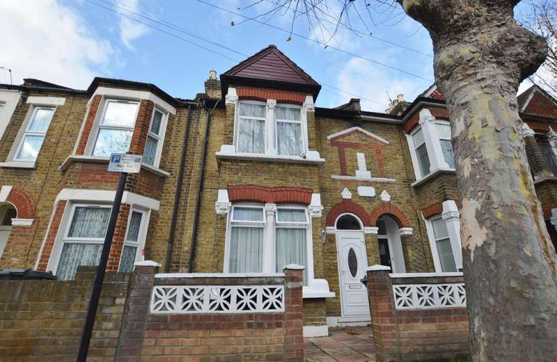 3 Bedrooms Terraced House for sale in Bristol Road, Forest Gate, London, E7 8HG