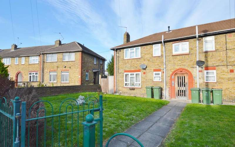 1 Bedroom Flat for sale in Devonshire Road, Canning Town, London, E16 3NL