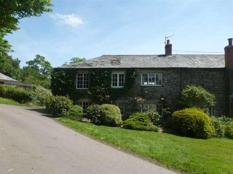 3 Bedrooms Semi Detached House for rent in Launceston, Launceston, Cornwall, PL15