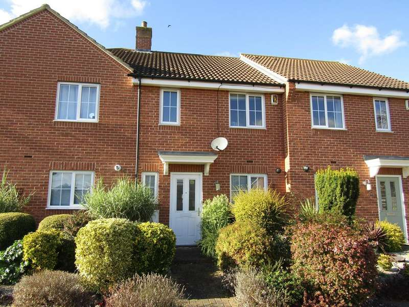 3 Bedrooms Terraced House for sale in St Johns Road, Arlesey, SG15 6ST