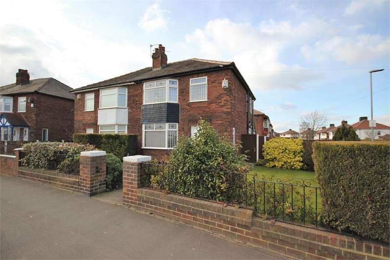 3 Bedrooms Semi Detached House for sale in Derby Road, WIDNES, Cheshire