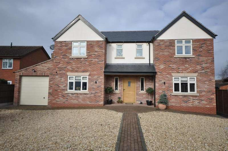 5 Bedrooms Detached House for sale in Farndon Road, Newark