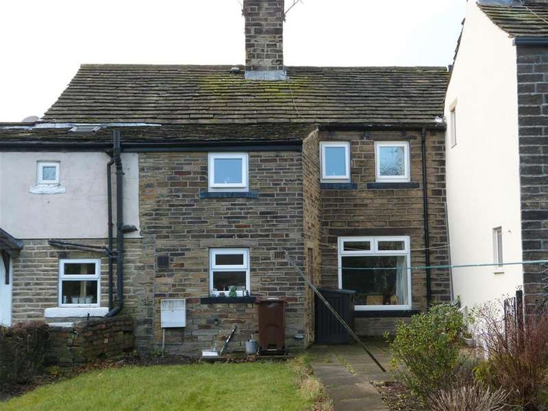 1 Bedroom Cottage House for sale in The Butts, East Morton, Keighley, BD20 5RU
