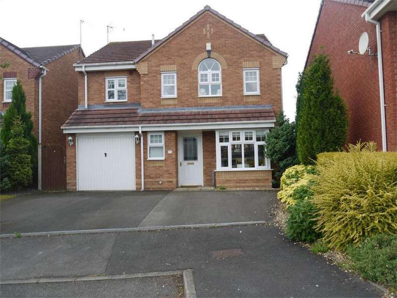 4 Bedrooms Detached House for rent in Winterborne Gardens, Heritage Park, Nuneaton, Warwickshire