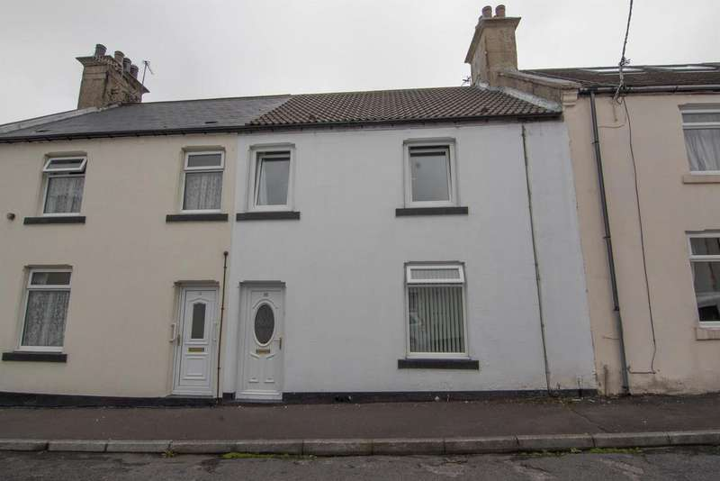 3 Bedrooms Terraced House for sale in Roger Street, Consett, DH8 5SX