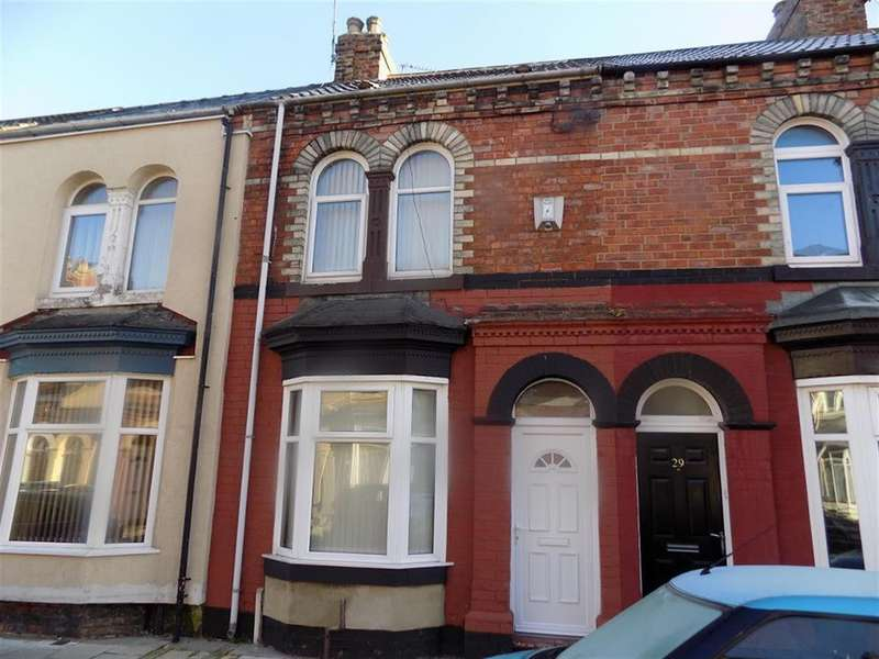 2 Bedrooms Terraced House for sale in Pelham Street, Middlesbrough, TS1 4DL
