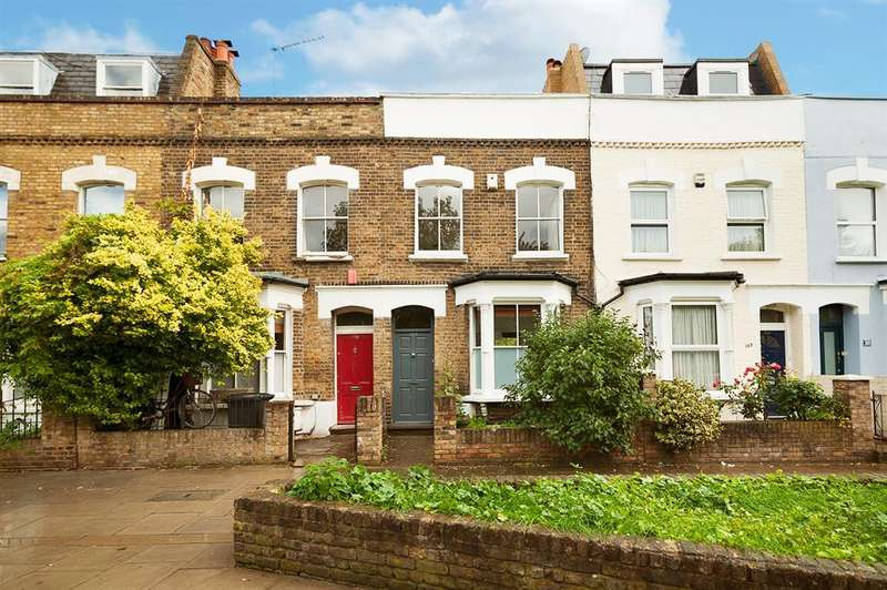 3 Bedrooms Terraced House for sale in Palatine Road, London, N16