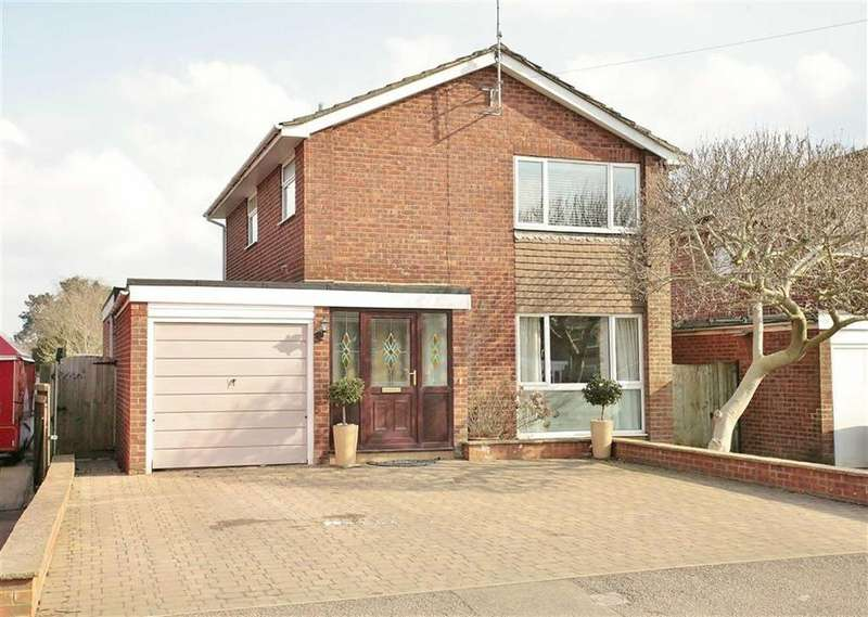 3 Bedrooms Detached House for sale in Queensway, Banbury