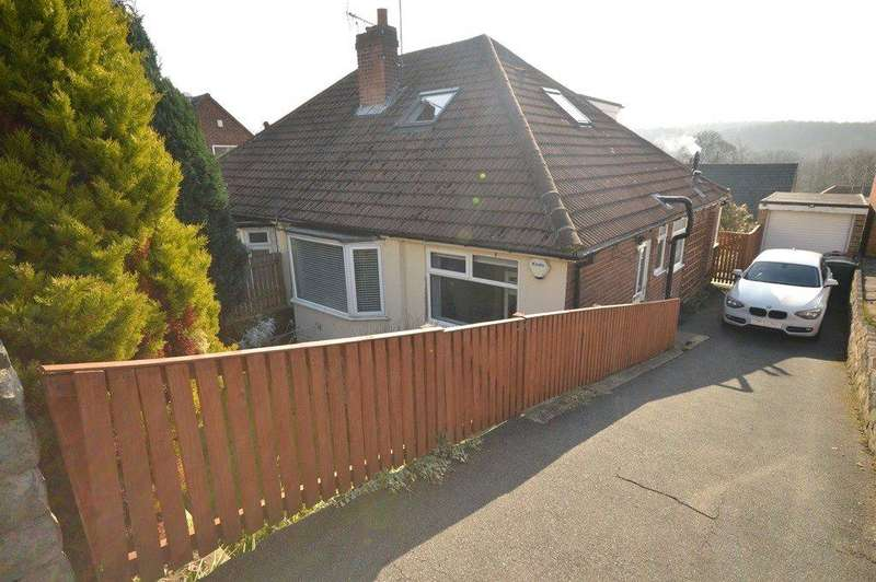 3 Bedrooms Semi Detached Bungalow for sale in Newlay Wood Crescent, Horsforth, Leeds