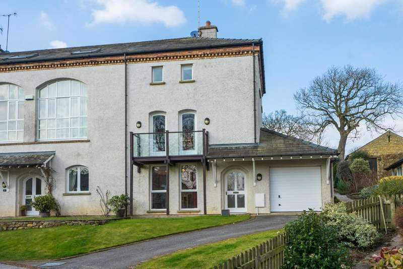 3 Bedrooms Barn Conversion Character Property for sale in Clifford Hall, Burton In Lonsdale, Carnforth