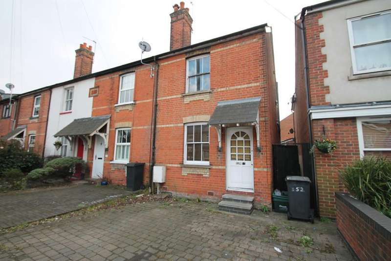 3 Bedrooms End Of Terrace House for sale in Baddow Road, Chelmsford