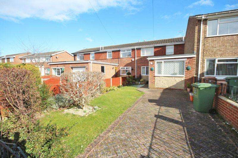 4 Bedrooms Terraced House for sale in HAWERBY ROAD, LACEBY