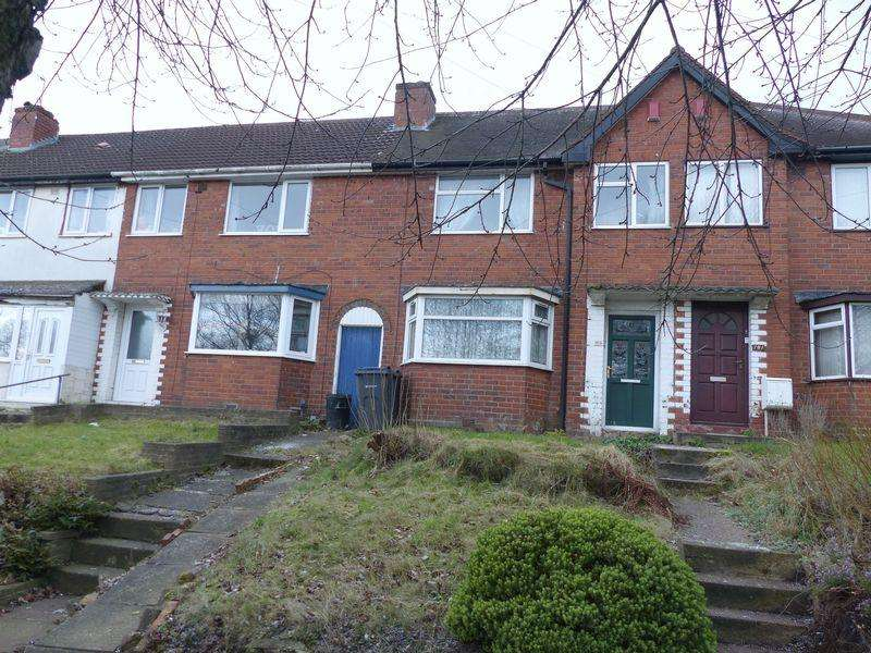 3 Bedrooms Terraced House for sale in Aldridge Road, Great Barr