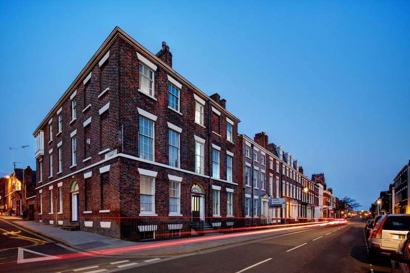 12 Bedrooms End Of Terrace House for sale in Rodney Street, Liverpool