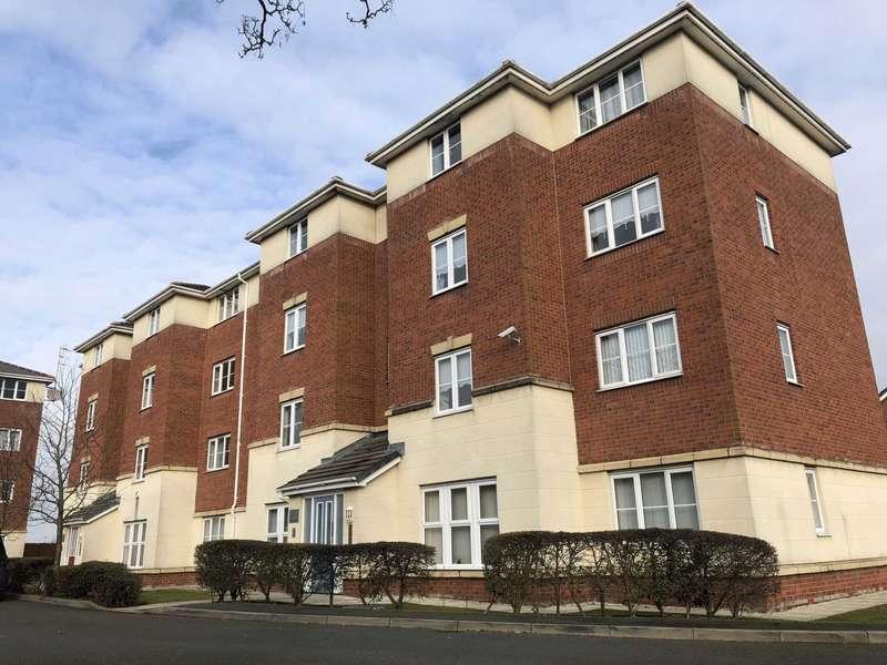 2 Bedrooms Apartment Flat for sale in Breckside Park, Breckside Court