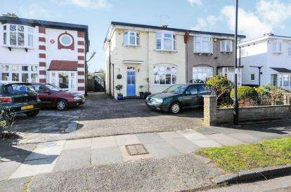 3 Bedrooms Semi Detached House for sale in Park Crescent, Enfield