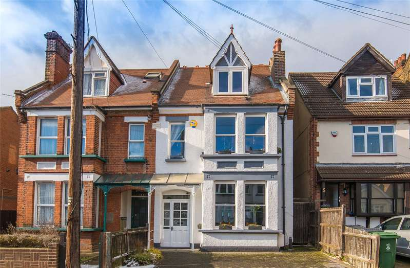 5 Bedrooms Semi Detached House for sale in Woodland Road, London